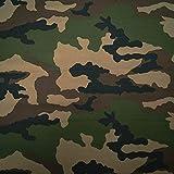 www.aktivstoffe.de Army France 3-Farben-Tarndruck, schmutz-