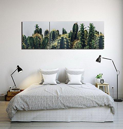 LB Planta Tropical,Cactus_Arte Pared Pintura óleo