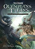 #10: Olympians vs. Titans: An Interactive Mythological Adventure (You Choose Books)