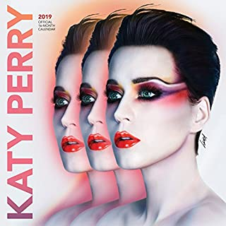 Katy Perry 2019 Square Wall calendar