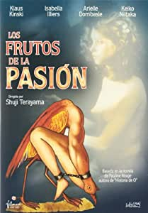 Los Frutos De La Pasión (Les Fruits De La Passion) (1981) [Import espagnol]