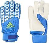 adidas Jungen Handschuhe ACE FS Junior, Blau/Weiß, Gr.5.5