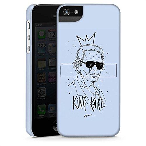 Apple iPhone 6 Housse Outdoor Étui militaire Coque Karl Lagerfeld Mode Dessin CasStandup blanc