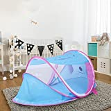 Best Summer Infant Beach Tents For Babies - Lvbeis Baby Cot Mosquito Nets Bed Foldable Portable Review