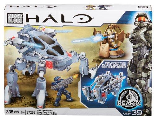 Mega Bloks Halo - UNSC Quad Walker (Halo Lego Spielzeug)