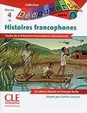"""Afficher """"Histoires francophones"""""""