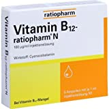 Vitamin B12-ratiopharm Ampullen, 5x1 ml