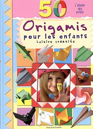 50 origamis pour les enfants