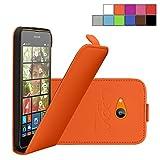 COOVY Étui pour Nokia Lumia 630/635 Slim Flip Coque Housse Étui de Protection Fin...