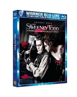 Sweeney Todd : Le diabolique barbier de Fleet Street [Blu-ray] (B00186VT1E) | Amazon price tracker / tracking, Amazon price history charts, Amazon price watches, Amazon price drop alerts