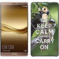 Print Motif Coque de protection Case Cover // Q01013403 keep calm and carry on 620 // Huawei Ascend Mate 8