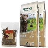 2 x 12,5 kg Bewi Dog Balance + 200 g Canius Lunge