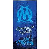 Draps de plage OM Crampons - Olympique de Marseille 85x160cm 100% coton EDITION LIMITEE