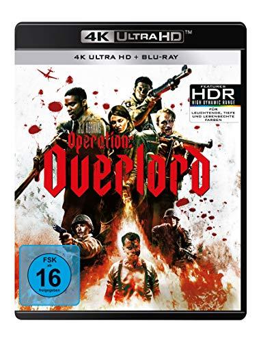 Operation: Overlord  (4K Ultra HD) (+ Blu-ray 2D) (Halloween Film-dvd 2019)