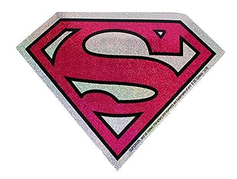 SUPERGIRL Logo, Original DC Comics Artwork, Premium Quality, 5