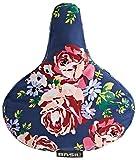 Basil Blossom Roses-Saddle Cover Sattelbezug