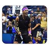 Tapis de Souris Champion Celebration Vainqueur Rafael Nadal Tennis Superstar Sport