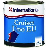International Cruiser Uno EU Antiincrustante 2,5 Lt Color Blanco Dover YBB800