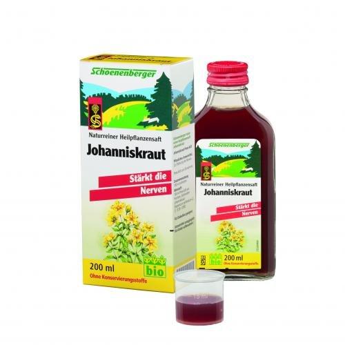 Schoenenberger Johanniskraut Saft, 200 ml