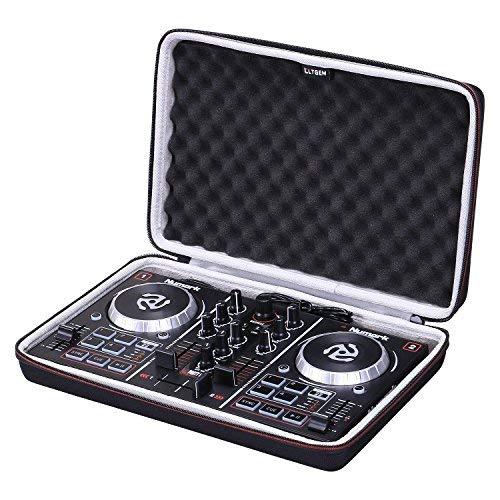 LTGEM EVA-Hartschalenkoffer für Controller Numark Party Mix Case