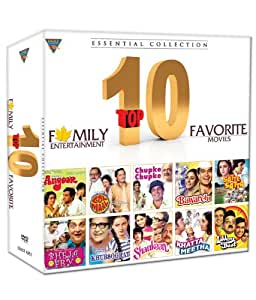 Top 10 Favorite Movies Essential Collection (Set of 10)