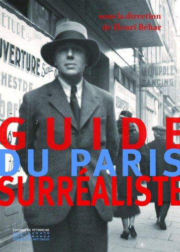 Guide du Paris surréaliste