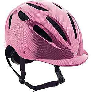 XS/S , Bubblegum : Ovation Women's Protege Riding Helmet - 467716Gra