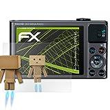 atFoliX Displayschutz für Canon PowerShot SX620 HS Spiegelfolie - FX-Mirror Folie mit Spiegeleffekt