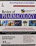 #1: Review of Pharmacology