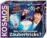 Kosmos 643812 - Willi wills wissen - Wie funktionieren Zaubertricks?
