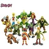 Scooby Doo Mates Mistero - Risolvere Crew e The Monsters Mega 10 Figura Pacchetto
