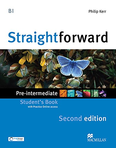 STRAIGHTFWD Pre-Int Sb & Webcode 2nd Ed (Straightforward)