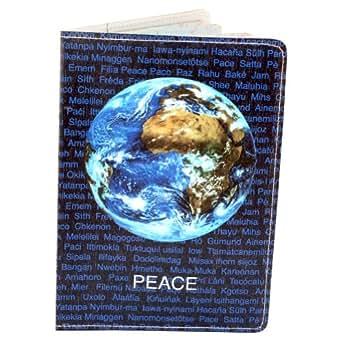 World Peace Travel Passport Holder