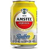 Amstel Radler Cerveza con limón, 33 cl, 1 unidad