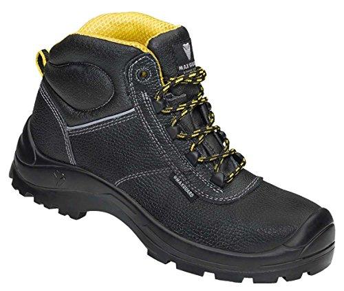 C430 CONNOR Stiefel schwarz/gelb S3