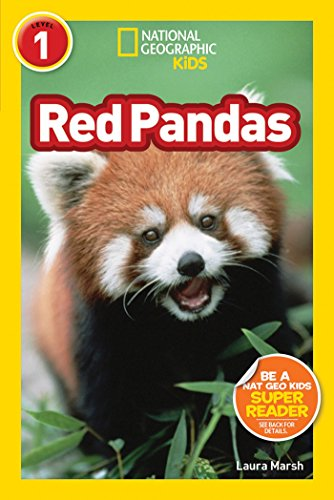 Red Pandas (National Geographic Kids Readers, Level 1)