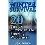 Winter Survival: 20 Tips To Survive In The Freezing Wilderness: (Prepper's Guide, Survival Guide, Alternative Medicine, Emergency) (English Edition)