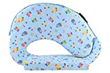 #6: Momtobe Baby Printed Feeding Pillow