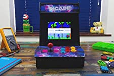 Pimoroni Picade - BYO Screen A stylish, retro, and fun arcade cabinet with no screen for your Raspberry Pi.