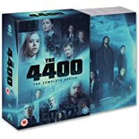The 4400 Complete Collection: Series 1-4