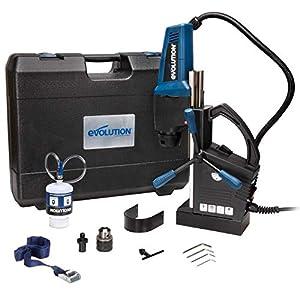 Evolution Power Tools EVOMAG42 Industrial Steel Magnetic Drill, 42 mm (230 V)