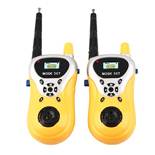 Webby Walkie Talkie with Range upto 100feet