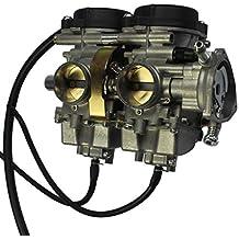 Elenxs Reemplazo Moto carburador del Motor de Accesorios para 2001 2005 Yamaha Raptor 660 660R YFM660