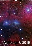 Astronomie 2019 (Wandkalender 2019 DIN A3 hoch): Deep Sky Astrofotografie (Monatskalender, 14 Seiten ) (CALVENDO Wissenschaft)