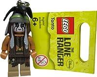 LEGO Lone Ranger: Tonto Llavero de LEGO