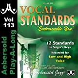 Embraceable You - Ballads for All Singers - Volume 113