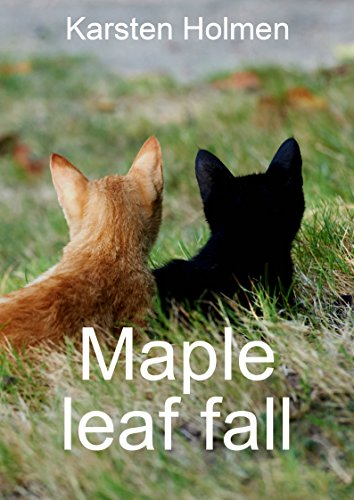 Maple leaf fall (Norwegian Edition) por Karsten Holmen