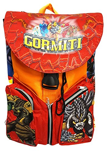 Gormiti EXTENSIBLE BACKPACK