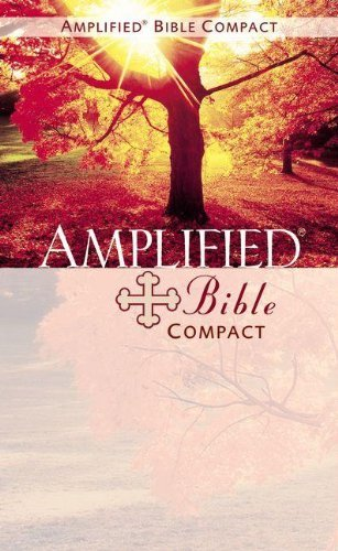 Amplified Bible, Compact, Hardcover by Zondervan (2011-07-16)
