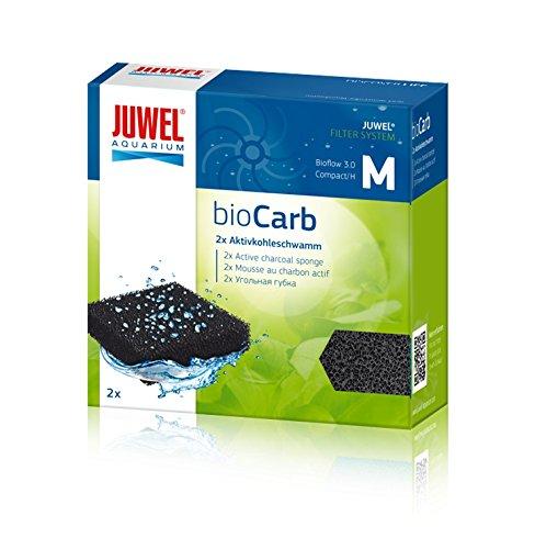 JUWEL Aquarium bioCarb M (Compact) -Aktivkohleschwamm)